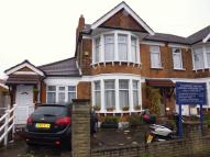 semi detached house in Meldrum Road, Ilford, IG3