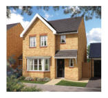 3 bed new property for sale in Stratton Road...