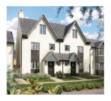 3 bed new home in Stratton Road...