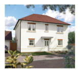 4 bed new home in Denchworth Road...