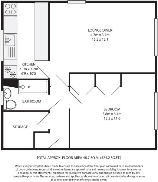 Typical layout 1