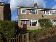3 bedroom semi detached house in Lammas Close, Braunston...