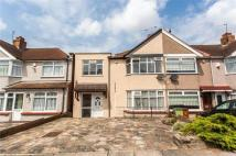 3 bed End of Terrace home in Howard Avenue, Bexley...