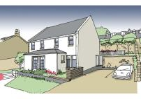 new property for sale in Plot 4, Ladyburn Gardens...