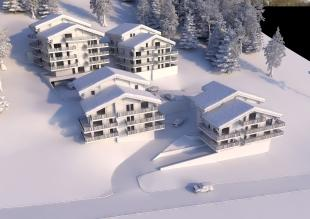 The 4 chalets