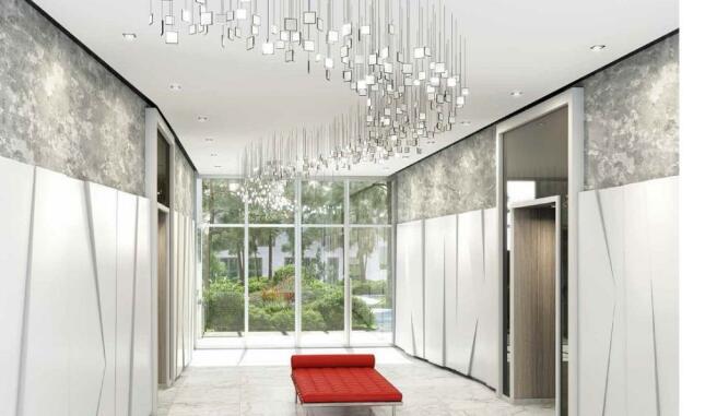 Interiors example
