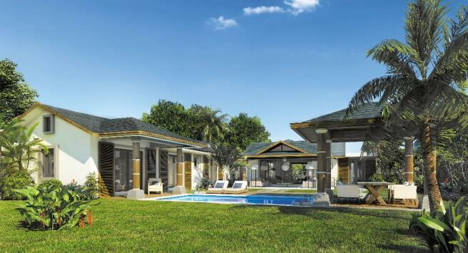 Pool Terrace - Low