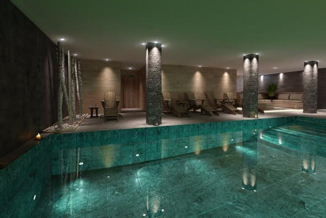 Wellness area