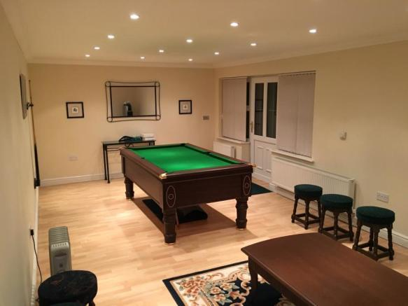 Annex/Games Room