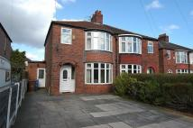 3 bed semi detached home in Bowness Avenue...