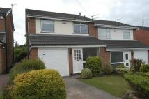Burlington Close semi detached house to rent
