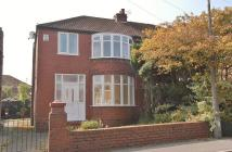 3 bed semi detached house to rent in Marcliff Grove...