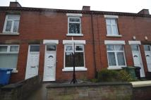 Terraced property in Burton Street...