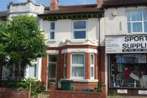 3 bed Terraced house to rent in Albany Road, Earlsdon