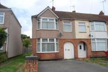 semi detached home in Elm Tree Avenue...