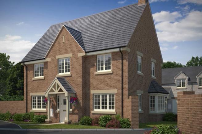 4 bedroom detached house for sale in glastonbury road