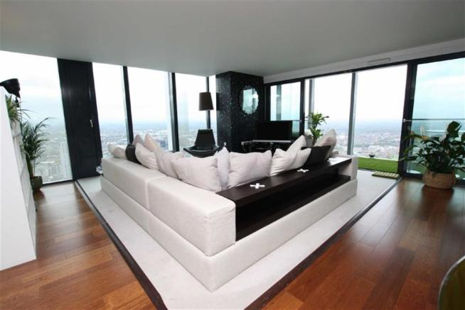 3 Bedroom Apartment For Sale In Beetham Tower Manchester M3