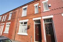 Terraced property in Rostherne Street...