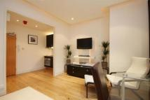 Studio apartment to rent in Craven Hill, London