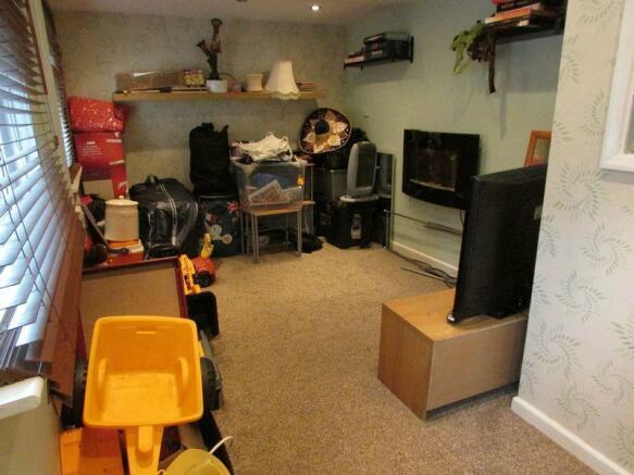 Garage Room
