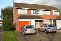 semi detached house in Buckden Close, Woodley...