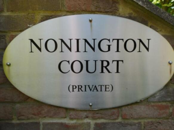 Nonington Court Front