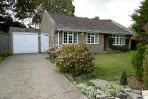 3 bed Bungalow in Bosley Close...