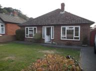 Bungalow in Sopers Lane...