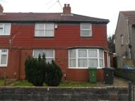 3 bedroom semi detached home to rent in Frank Road Cardiff