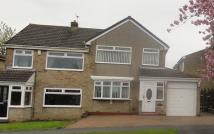 3 bedroom semi detached house in Parkside Spennymoor