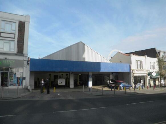 Shop To Rent In High Road Wembley Ha9