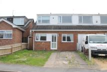 3 bed semi detached house in St Leonards View...
