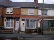 Ashley Street Terraced property to rent