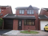 3 bedroom Detached house for sale in Swallow Close, Wednesbury