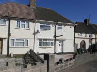 3 bed semi detached property in Barlow Road, Wedesbury
