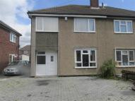 3 bed semi detached property in Berkshire Crescent...