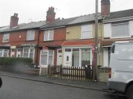 Terraced house to rent in Ashley Street, Bilston