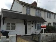 Great Bridge Road semi detached house to rent