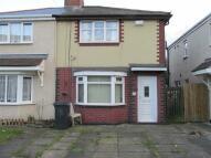 2 bedroom semi detached house to rent in Park Road, Bilston