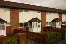 Terraced property in Arkwright Close...