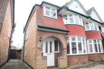 Stonor Road semi detached house for sale