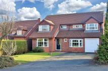 4 bedroom Detached house for sale in Wentworth Drive...
