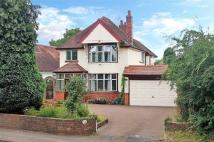 4 bedroom Detached home in Birmingham Road...