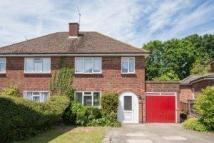 3 bed semi detached house in The Lawns Penn