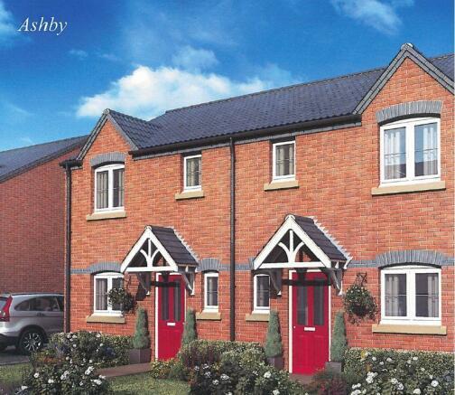 New Build Homes In Belper