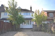 semi detached home in NEWTON ROAD, Geddington...
