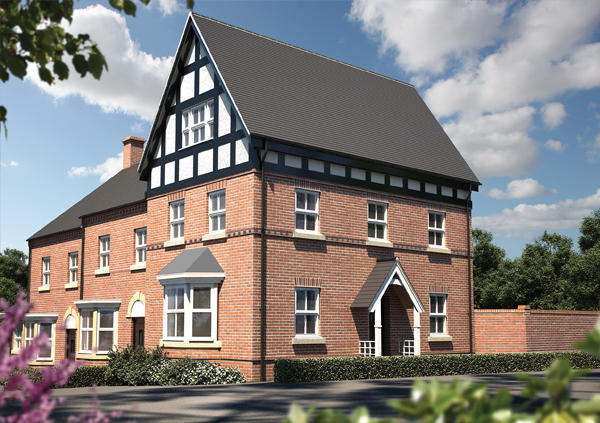 3 bedroom semi detached house for sale in moira road for Ashby homes