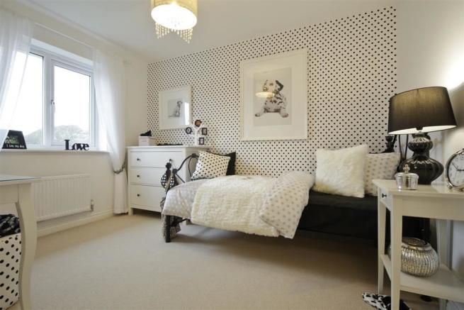 Image from Actual Eynsham Showhome at Weaver's Dene