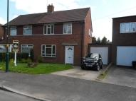 3 bedroom semi detached home in Gentian Close...