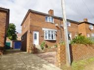 3 bed semi detached house in Sunnyside, Whitwell, S80